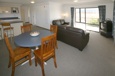 Family apartment, two bedroom unit, sleep 4 guests, image